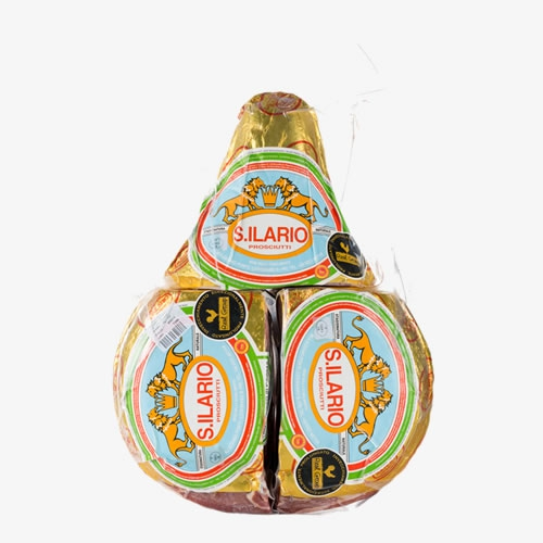 Parma Ham PDO S.Ilario Deboned 3 pieces at least 30 months 7/8kg